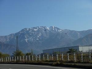 今日の八海山です。
